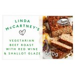 Linda McCartney Vegetarian Beef Roast, Red Wine & Caramelised Shallots