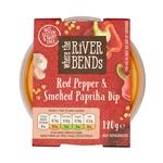 Where The River Bends Red Pepper & Smoked Paprika Split Pea Dip