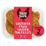 Moy Park Southern Fried Textured Mini Fillets