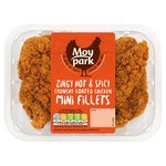 Moy Park Hot & Spicy Mini Fillets