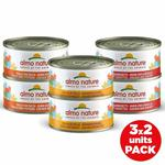 Almo Nature Multipack Chicken Selection Natural Wet Cat Food