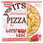 Dr. Oetker Yes It's Pizza Ham & Vegetable Pizza