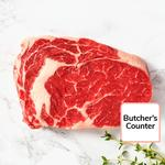 Ocado British Ribeye Steak 21 Day Matured