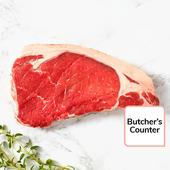 Ocado British Beef Sirloin Steak Medium