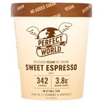 Perfect World Sweet Espresso Low Calorie Ice Cream