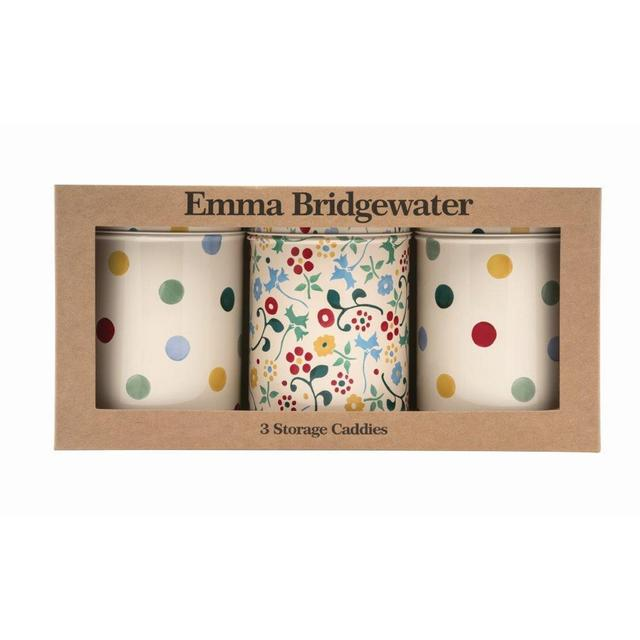 Emma Bridgewater Polka Dot Caddies