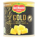 Del Monte Gold Pineapple Chunks in Juice
