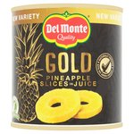 Del Monte Gold Pineapple Slices in Juice