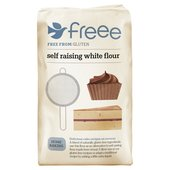 Doves Farm Gluten Free Self-Raising White Flour