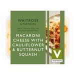 Waitrose Italian Macaroni Cheese with Cauliflower & Butternut Squash