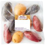 Ocado Gold Rainbow Potatoes