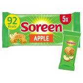 Soreen 5 Individual Apple Lunchbox Loaves