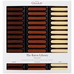 Hotel Chocolat The Mellow Baton Library