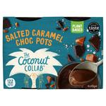 The Coconut Collaborative Dairy Free Salted Caramel Pots