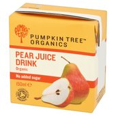 Pumpkin Tree Organics Pear Juice