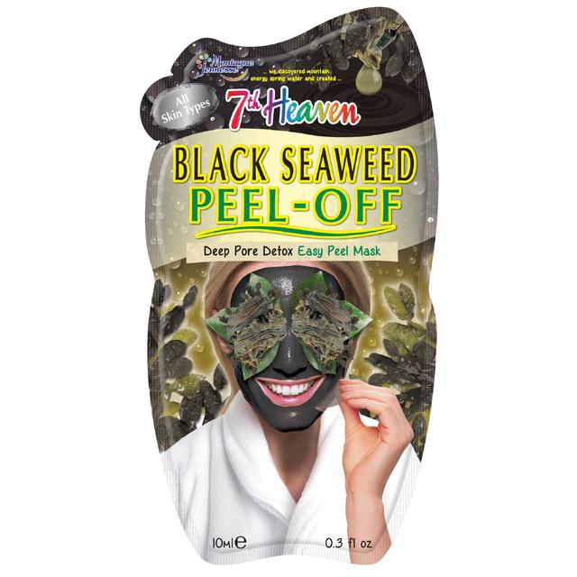 Montagne Jeunesse 7th Heaven Black Seaweed Peel Off Face Masque