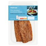 Waitrose Hot Smoked Mackerel with Honey & Soy Marinade