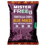 Mister Free'd Tortilla Chips with Blue Maize