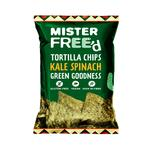 Mister Free'd Tortilla Chips with Kale & Spinach