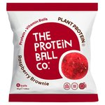 The Protein Ball Co. Raspberry Brownie Protein Balls