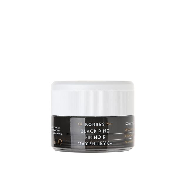 Korres Natural 3D Black Pine Anti-Wrinkle and Firming Night Cream