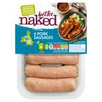 Finnebrogue Naked Ultimate Pork Sausages