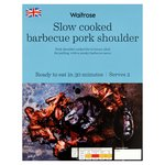 Waitrose Slow Cooked BBQ Pork Shoulder