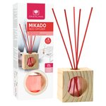 Cristalinas Cube Reed Diffuser Red Berries