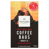 Taylors Hot Lava Java Coffee Bags