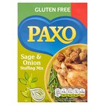 Paxo Gluten Free Sage & Onion Stuffing Mix
