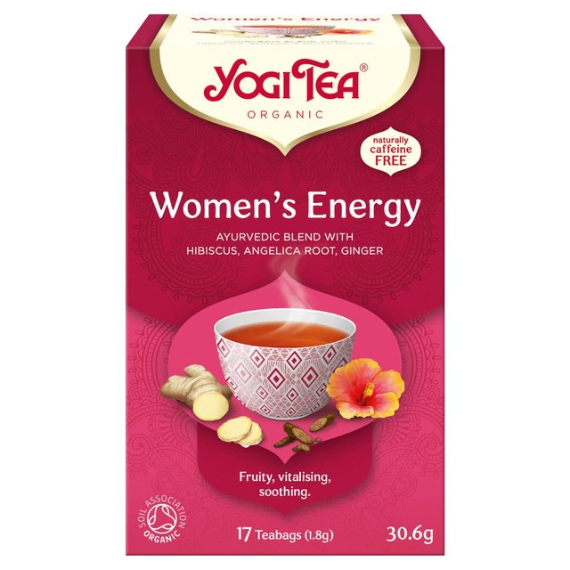 Yogi Tea Organic Women's Energy