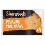 Sharwood's Naans Mini Peshwari