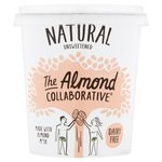 The Almond Collaborative Dairy Free Natural Almond Yogurt Alternative