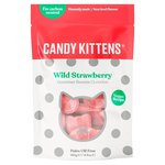 Candy Kittens Wild Strawberry Sharing Bag
