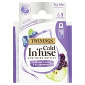 Twinings Cold In'fuse Blueberry Apple & Blackcurrant Trial Pack