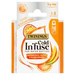 Twinings Cold In'fuse Passionfruit, Mango & Orange, 3 Infusers