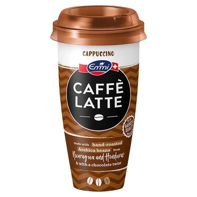 Emmi Cappuccino Caffe Latte 230ml From Ocado