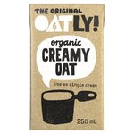 Oatly Healthy Organic Oat Cream Alternative