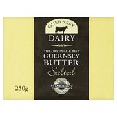 Guernsey Dairy Salted Butter