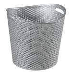 Curver My Style Paper Bin Grey