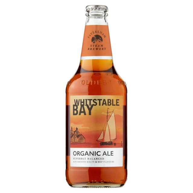 Shepherd Neame Whitstable Bay Organic Ale