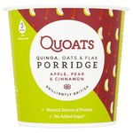 Quoats Apple, Pear & Cinnamon Porridge Pot