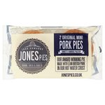 Jones Pies 2 Mini Pork Pies