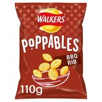 Walkers Poppables BBQ Rib Snack
