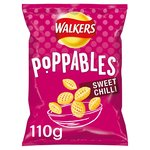 Walkers Poppables Sweet Chilli Snacks