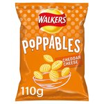 Walkers Poppables Cheese Snacks