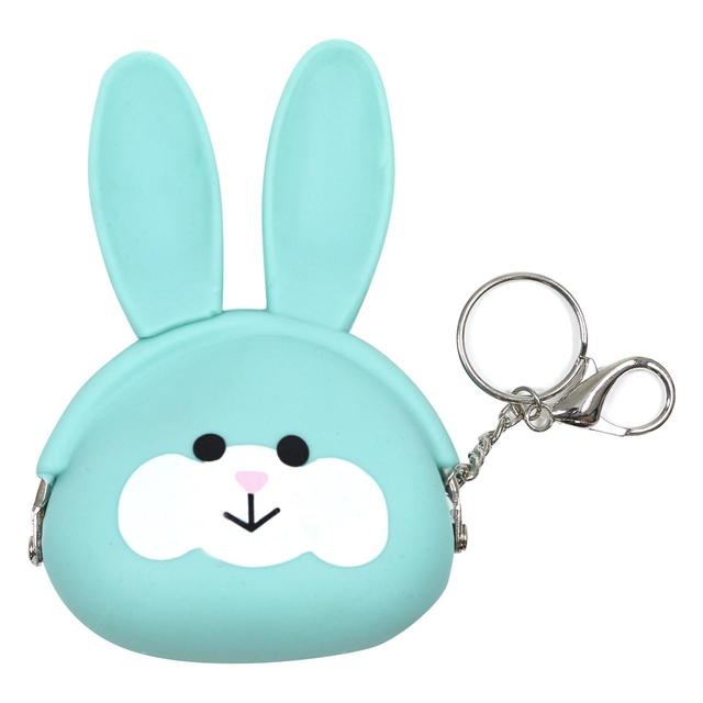 Waitrose Mini, Bunny Purse, Blue