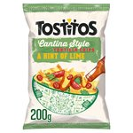 Tostitos Lime Tortilla Chips