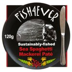 Fish 4 Ever Mackerel Pate with Organic Spaghetti Seaweed