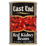 East End Red Kidney Beans In Brine